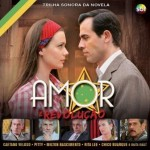 """Trilha Sonora Novela """"Amor e Revolução"""" (SBT Music, 2011)"""