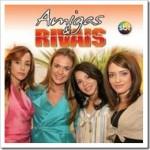 """Trilha Sonora Novela """"Amigas e Rivais"""" (SBT Music, 2006)"""